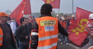A Florange, ArcelorMittal reste imperméable aux gesticulations des candidats à la présidentielle