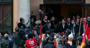 Hauts-fourneaux de Florange : Montebourg gagne du temps