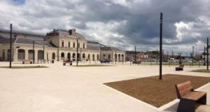 Bar-le-Duc étrenne une gare transfigurée