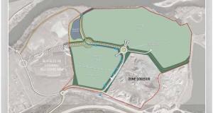 Moselle Rive gauche, nouveau parc d'activités intermodal