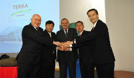 Démarrage imminent pour la base logistique sino-européenne Terralorraine