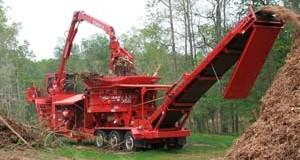 Biomasse : de l'élagage à la plaquette