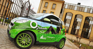 La Moselle se veut moteur du véhicule électrique