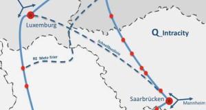 Plaidoyer ferroviaire des villes de SaarMoselle