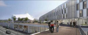 Metz – Feu vert  pour le centre commercial du quartier de l'Amphithéâtre