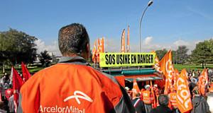La fermeture partielle d'une usine d'ArcelorMittal