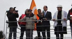 En Lorraine, François Hollande tourne la page de Florange et entérine le Pacte