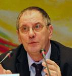 Roger Cayzelle, Président du conseil économique et social de Lorraine<p>Prosélyte de terrain</p>