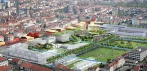 A Nancy, le Campus Artem bientôt au complet