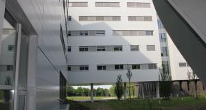 Stores tout confort à l'hôpital Schumann de Metz