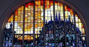 La gare centrale de Luxembourg rode sa verrière