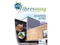 La fibre de bois, nouvelle  trame de la construction verte