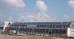 Le promoteur nancéien lance la Compagnie photovoltaïque de l'Est.