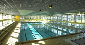 La piscine Lothaire se chauffe au soleil