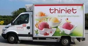 Les glaces Thiriet redéployent leur usine vosgienne