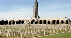 Véronique Harel, Directrice des sites de mémoire de la Meuse<p>Mémoire de guerre</p>