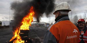 ArcelorMittal réduit encore ses effectifs à Florange
