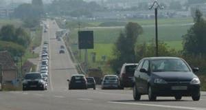 Moselle – Accélération sur la nationale 4