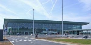 L'aéroport de Findel décolle