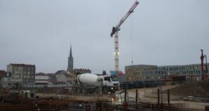 A Nancy, le chantier Artem entre dans sa dernière phase
