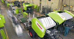 Le CSE,  outil de cohésion pour le machiniste Claas