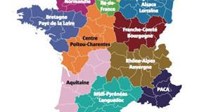 Nouvelle carte des régions : pour les Lorrains, une grande nébuleuse