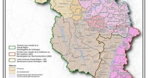 Le SIG du Rhin supérieur distribue les cartes du transfrontalier