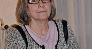 Sylvie Tuaillon, présidente de la fédération du Bâtiment et des travaux publics des Vosges