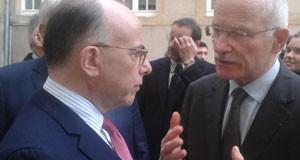 A Metz, Bernard Cazeneuve rend un hommage appuyé à la police municipale