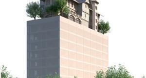 A Metz, Philippe Starck posera une maison impériale sur un hôtel quatre étoiles