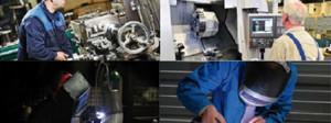 La double qualification en métallurgie, sésame pour l'emploi frontalier