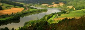 Le parc naturel régional de Lorraine reconduit pour 12 ans