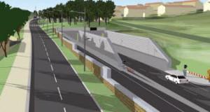 Moselle – Le tunnel de la VR 52 voit enfin le jour