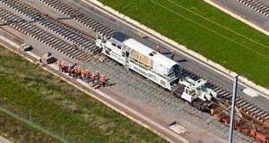 2015, année de grands chantiers pour SNCF Réseau Lorraine