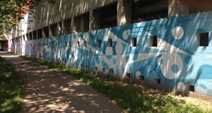 La Bande bleue a embelli la Sarre