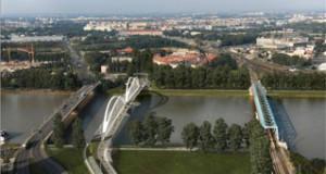 Les tramways redessinent l'espace transfrontalier