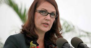 Anne Pedon, présidente d'Hydreos
