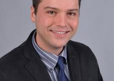 Julien Freyburger, président du conseil d'administration de l'EPF Lorraine