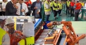 ArcelorMittal Tailored Blank Lorraine investit 10 millions d'euros pour souder l'Usibor
