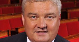 Eric Straumann, président du conseil départemental du Haut-Rhin  <p>« <em>Dans notre territoire, la coopération est un Muss (1) </em>» </p>