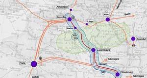 Dessertes transfrontalières – la SNCF indispose le Sillon Lorrain
