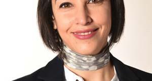 Lilla Merabet, vice-présidente de la Région Alsace-Champagne-Ardenne-Lorraine<p>« <em> Les enjeux de la Silver économie sont à la fois économiques et sociétaux </em>» </p>