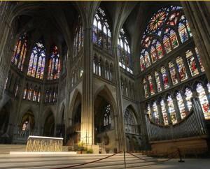 Cathedrale Metz vitraux