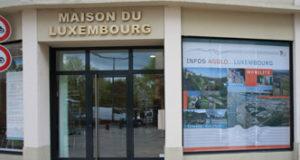 La Maison du Luxembourg et la Mosa, vitrines et portes d'entrées de l'emploi transfrontalier