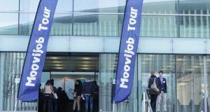 Metz : le Moovijob Tour, vitrine de l'emploi régional et frontalier