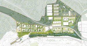 Huit projets Ville de demain pour l'EPA Alzette-Belval