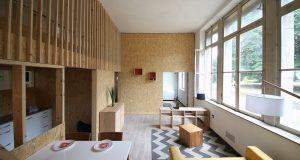 Domus Lab convertit de vieux bâtiments en logements modernes