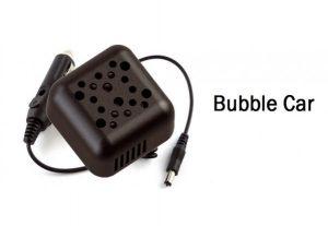 Titanium Innovations Bubble car