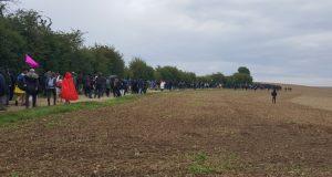 Nucléaire : la manifestation contre Cigéo tourne à l'affrontement