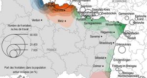 Télétravail / Des passerelles numériques pour enjamber les bouchons à la frontière luxembourgeoise